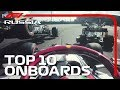 Flying Starts, Faulty Pit Stops And The Top 10 Onboards | 2019 Russian Grand Prix