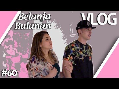 Vlog Belanja Bulanan ala Stefan William & Celine Evangelista #60