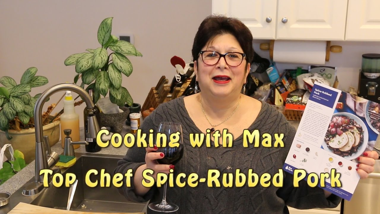 Blue apron video contest - Cooking With Max Blue Apron Contest
