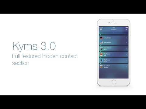 KYMS Official Site - Keep Your Media Safe - secret photos iphone