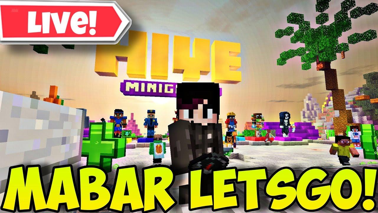MABAR DI SERVER MINECRAFT VENITY!!  - Minecraft Livestream