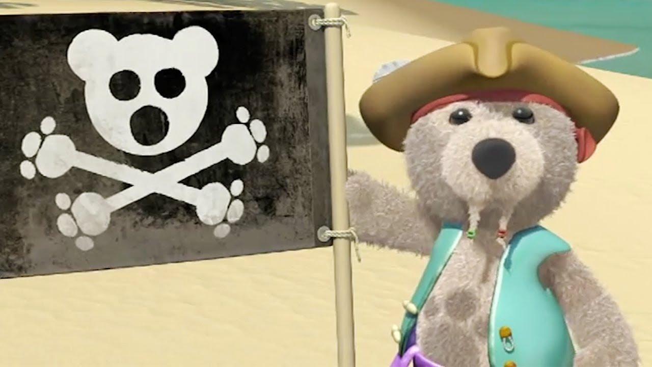 little charley bear pirate charley u0027s treasure charley bear