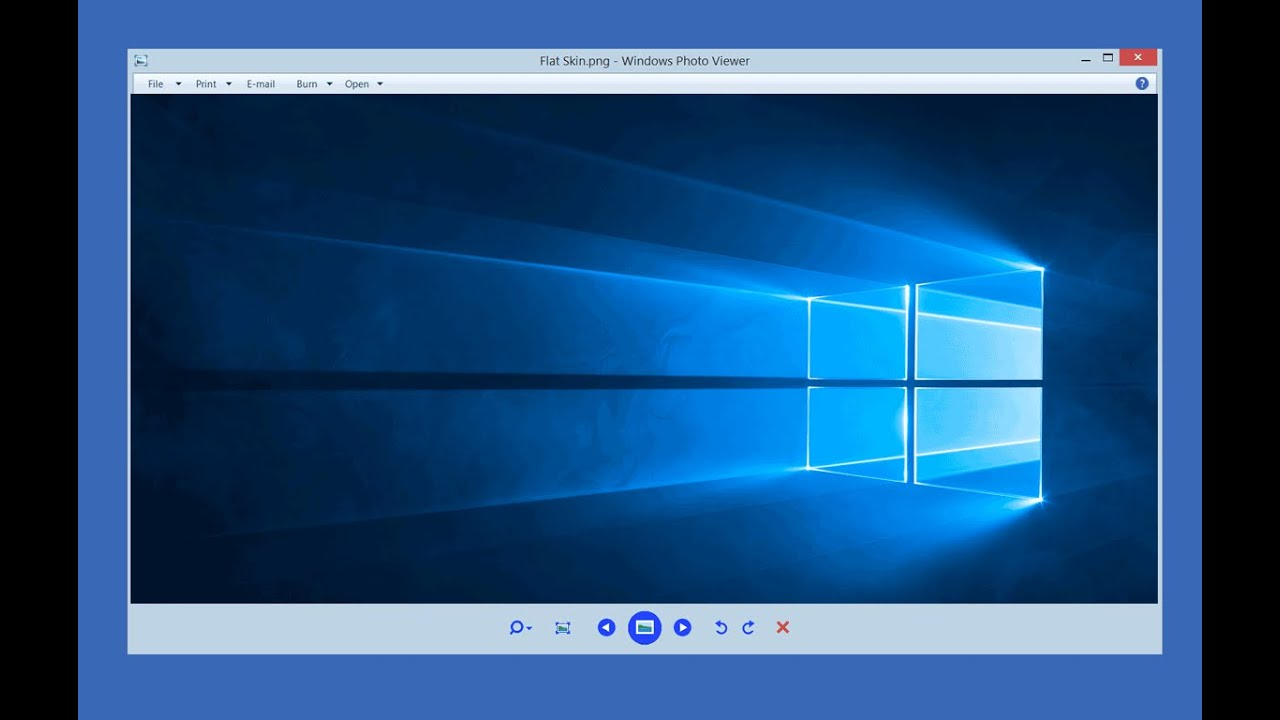 How to Restore Windows Photo Viewer Windows 10 AvoidErrors ...
