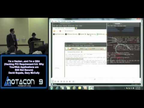 NOTACON 9:  Why Your Web Applications are Still Not Secure (EN) | enh. audio
