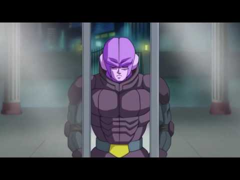 Dragon Ball Super Hit Time skip in real time