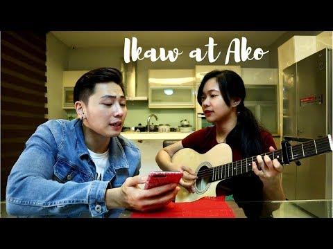 IKAW AT AKO   Cover By JaiGa
