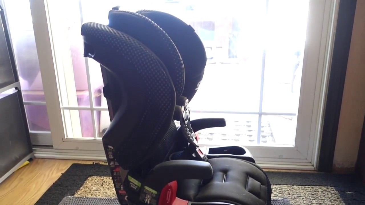 Britax Frontier ClickTight Cool Flow Harness 2 Booster Car Seat