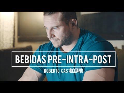 ¿QUÉ SABES DE LAS BEBIDAS PRE-INTRA Y POST? | Roberto Castellano