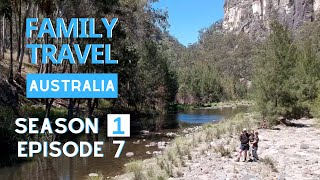 CARNARVON GORGE - A NATIONAL PARK LIKE NO OTHER! | Family Travel Australia Series EP 7