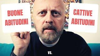 Buone abitudini vs. Cattive abitudini - Songwriting Tutorial