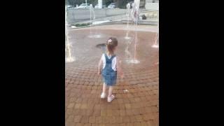 С открытием фонтана в кисловодске стало гораздо веселее . Теперь наши дети улыбаются чаще ❤❤❤❤❤