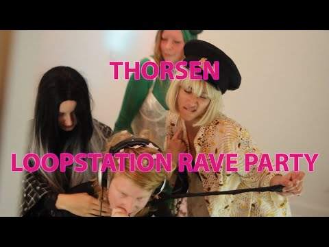 Thorsen - Longest One Take Loopstation Rave Party