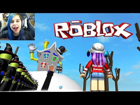 ROBLOX ESCAPE THE EVIL WITCH OBBY   RADIOJH GAMES