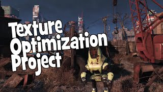 Fallout 4 Performance Mod - Texture Optimization Project - FPS Increase