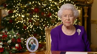 video: The Queen turned her Christmas broadcast into a shining beacon of hope