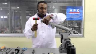 AGEL / APC - Linha Leve - Montagem Técnica do Sistema de Vedação da Caixa Hidráulica de Direção