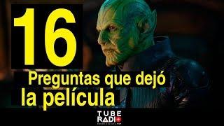 Capitana Marvel: 16 Grandes preguntas que dejó la película | Tube Radio
