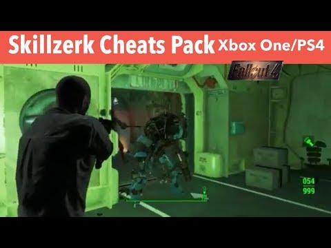Fallout 4 Xbox One/PS4|Skillzerk Cheats Pack