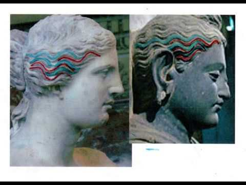 2573【08】Greek Sculpture and Gandhara Sculpture in One Mysteryギリシア彫刻とガンダーラ仏、2つがひとつの線でつながったby Hiroshi