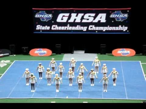 2010 GHSA State Competition - Grayson