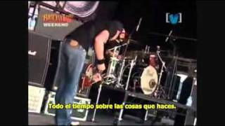 Millencolin - Black Eye (En Español)