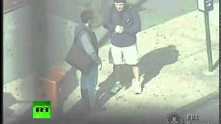 """Видео ФБР: Анна Чапман в """"Историях с привидениями"""""""