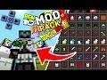 NOVO MODPACK SOBREVIVÊNCIA PARA SÉRIE NO MINECRAFT PE 1.1 ! COM 18 MODS - (Minecraft Pocket Edition)
