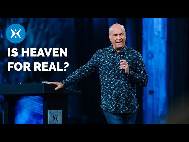 Let's Talk about Heaven! With Greg Laurie (Part 2)