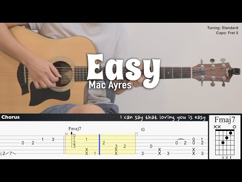 easy---mac-ayres- -fingerstyle-guitar- -tab-+-chords-+-lyrics