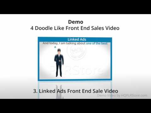 Doodle Like Front End Sales Video - Bing Ads