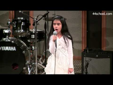 Ananya M   44 School of Music  Seattle Concert  Spring 2014  Voice Lessons