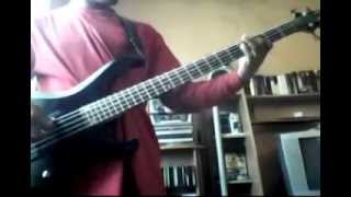 Joe Satriani - Cool #9 (Bass cover)