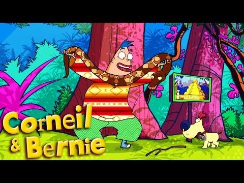 Watch my chops | Corneil & Bernie - Week End in Mexico S02E26 - Cartoon HD