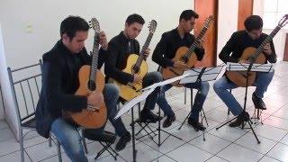 cuarteto carpe diem plays frevo isquenta o pe by celso machado