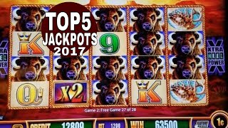 Top 5 ✦★ HANDPAY JACKPOTS ★✦ Of 2017 By NG Slot ! Slot Machine ★JACKPOT WINS★ GREAT VIDEO/ #PART 2