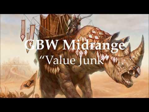 Highlander 7 Minute 7 Point - Value Junk Deck Tech