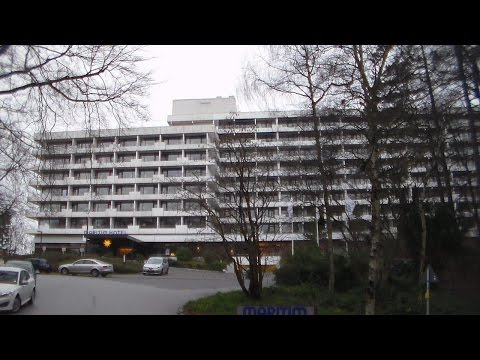 Uplifting Tour at Maritim Hotel**** Bellevue Kiel, Germany