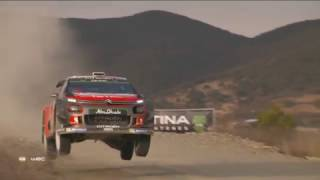 WRC - 2017 Rally México - Friday part 2