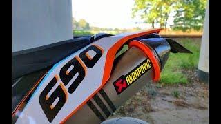 Nowy motocykl - KTM SMC 690 | Dajczu MotoVlog