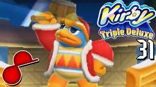 Kirby Triple Deluxe - [31] Self Reflection