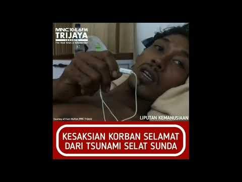 video-viral-wawancara-korban-tsunami