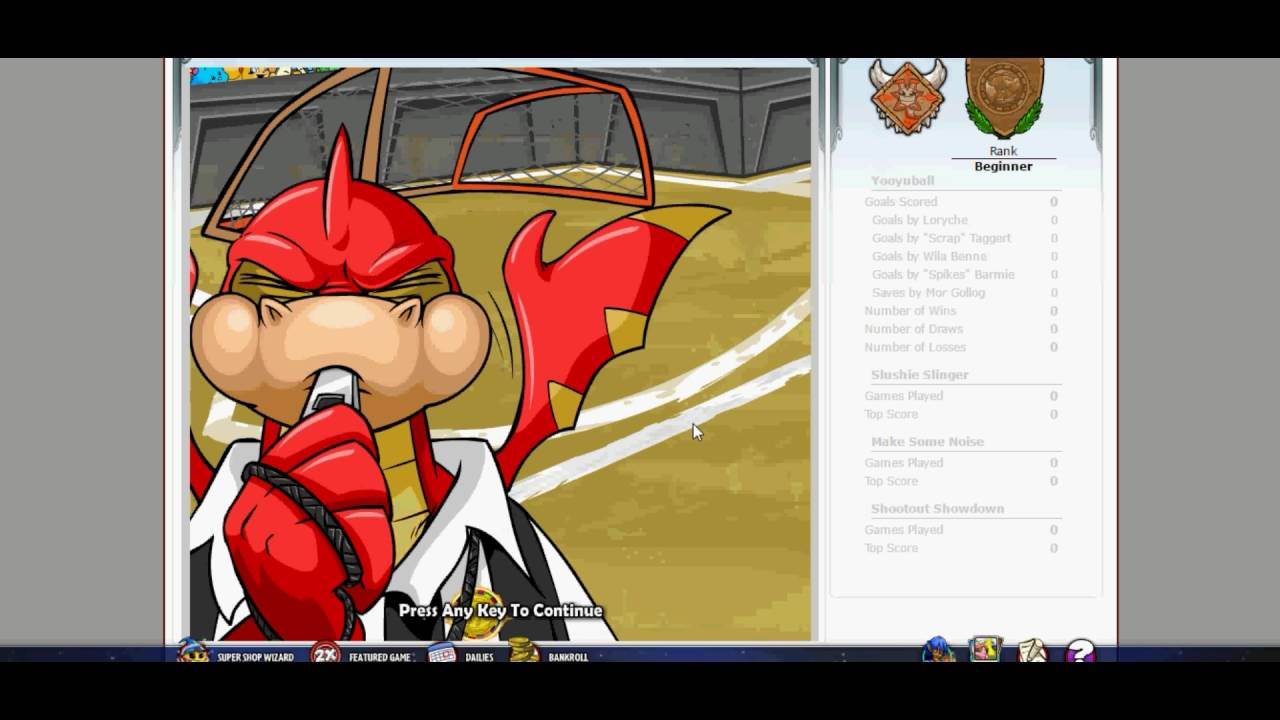 Yooyuball with a Touchpad - Neopets Altador Cup Live