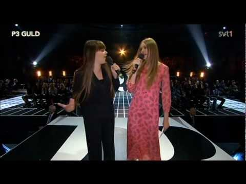 First Aid Kit Rapping Dylan's Subterranean Homesick Blues (P3 Guld 2013)