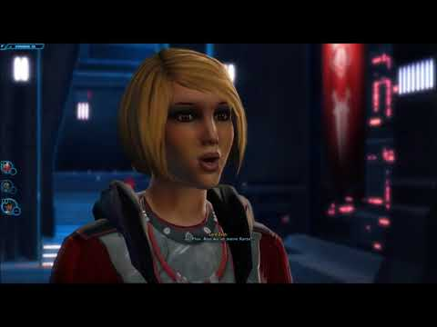 Let's Play Star Wars The Old Republic - Part 9 - (PC/Threegether) - Server: Vanjervalis Chain