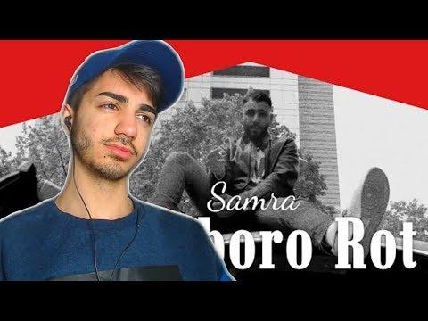 BIN SPRACHLOS 😲 SAMRA - MARLBORO ROT (PROD. BY LUKAS PIANO & GRECKOE) - Reaction