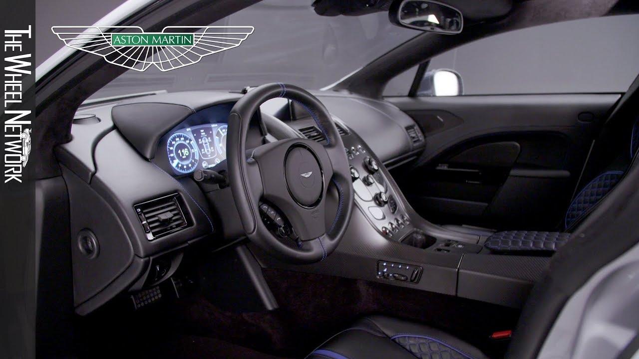 2020 Aston Martin Rapide E Interior
