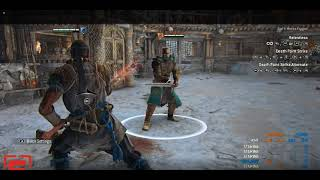 For Honor: Shaolin moveset by Strippin. Full gameplay link in description
