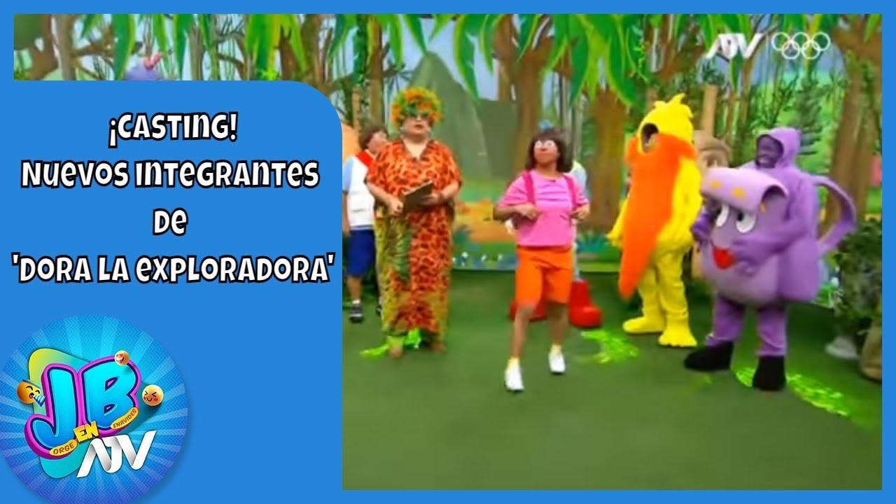 Download JB en ATV: Los nuevos integrantes de 'Dora la exploradora' en hilarante casting