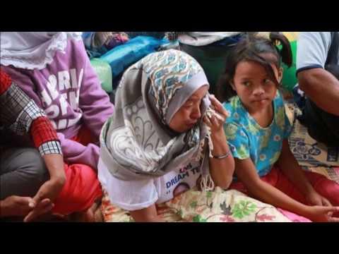 Marawi City after (15) days War, June 2017