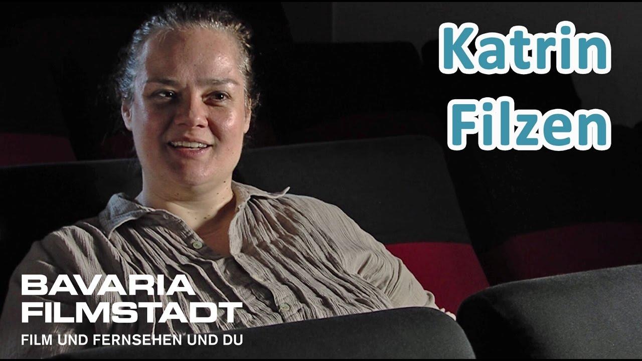 Katrin Filzen Nachgefragt Stars In Der Bavaria Filmstadt Youtube
